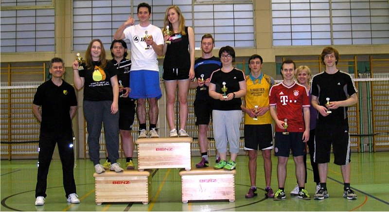 Badminton-turnier1