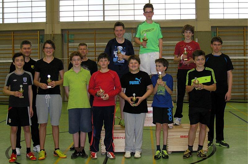 Badminton-turnier2