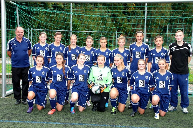 2013-10-Frauenmannschaft
