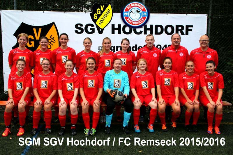 2015-Frauenmannschaft
