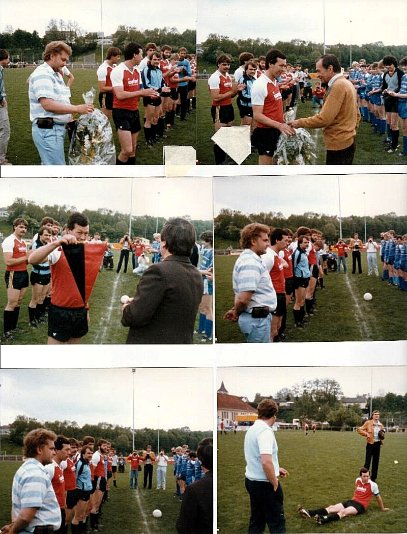 Aufstieg in die Kreisliga A-1985