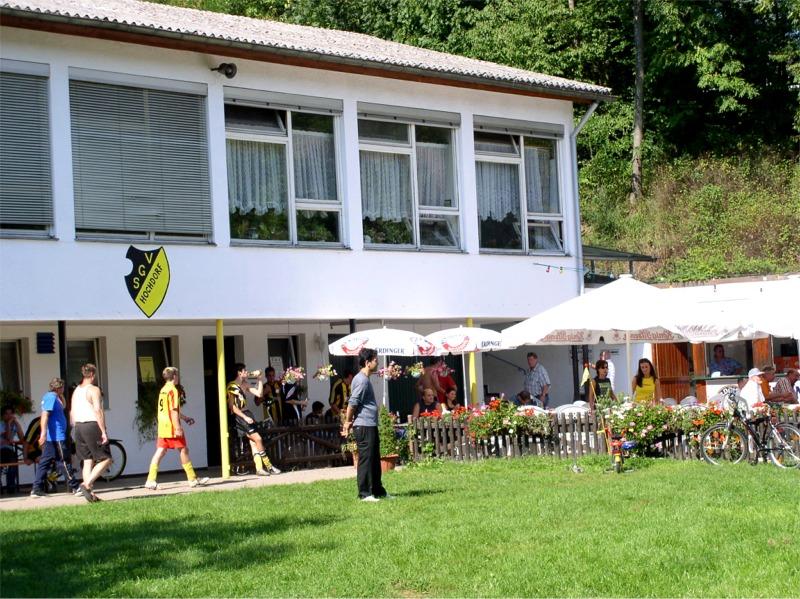 Fassade Gemeindehalle Hochdorf_etwa 2007