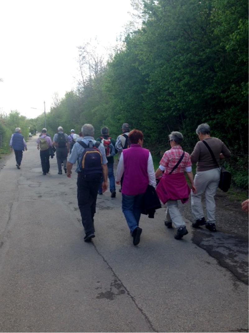 Wanderung um den Hohenasperg