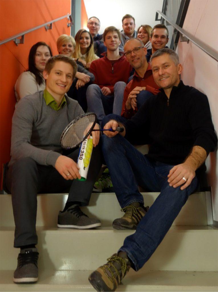 2017-neuer Abteilungsvorstand Badminton