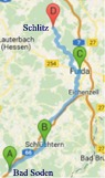 4.Tag bis Schlitz