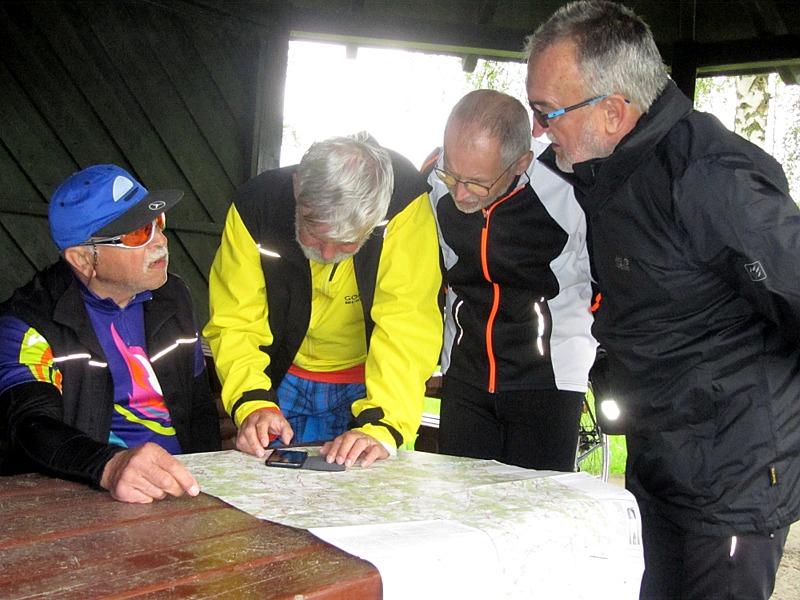 Sa-Mit GPS und Karte