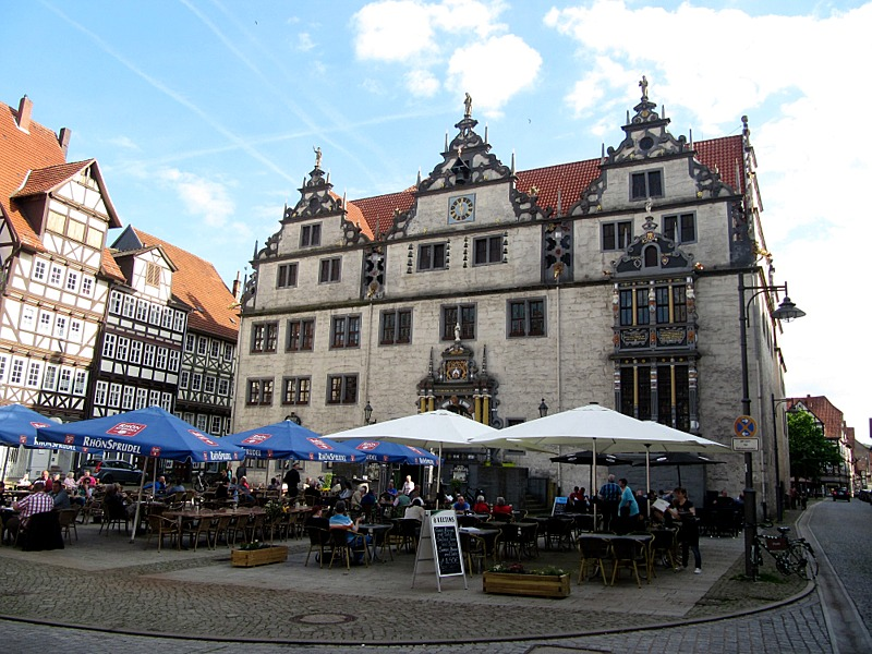 So-Rathaus in Hann-Münden