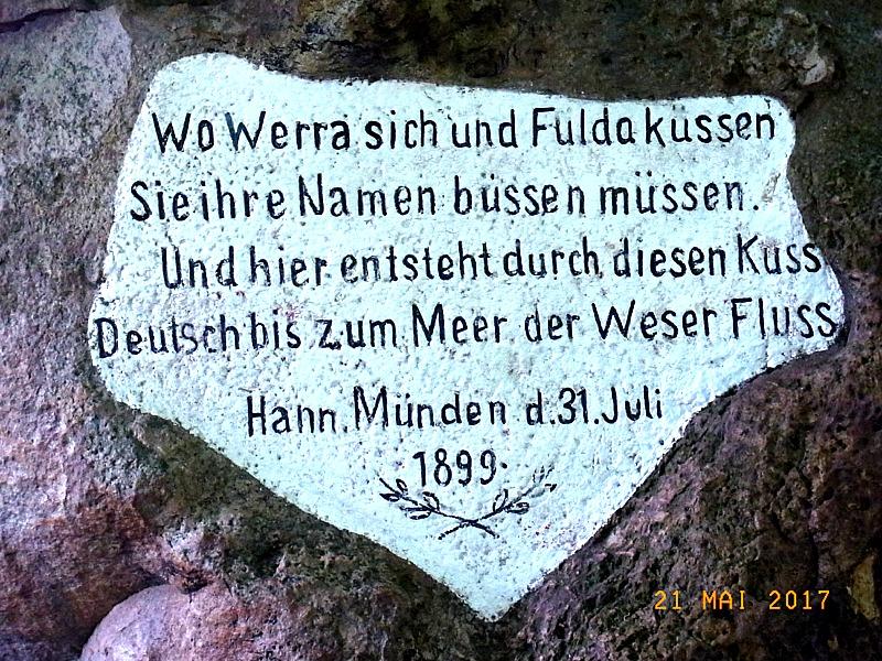 So-Weser-Ursprung