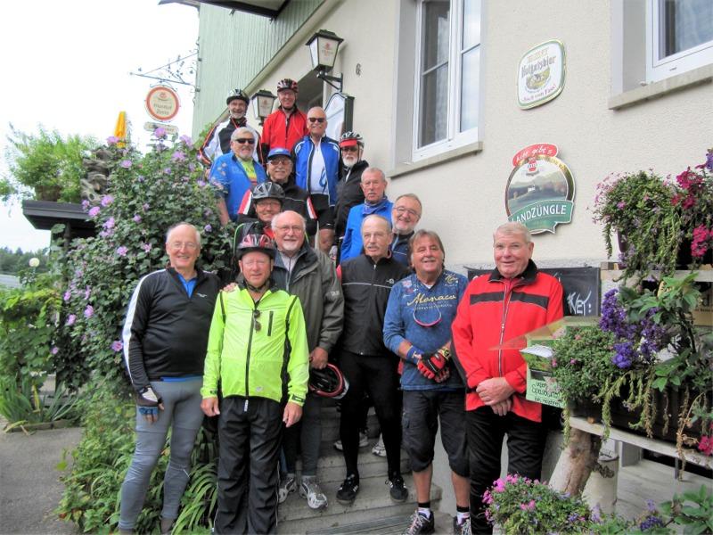 Abschied vom Gasthof Forst in Kressbronn-Gattnau