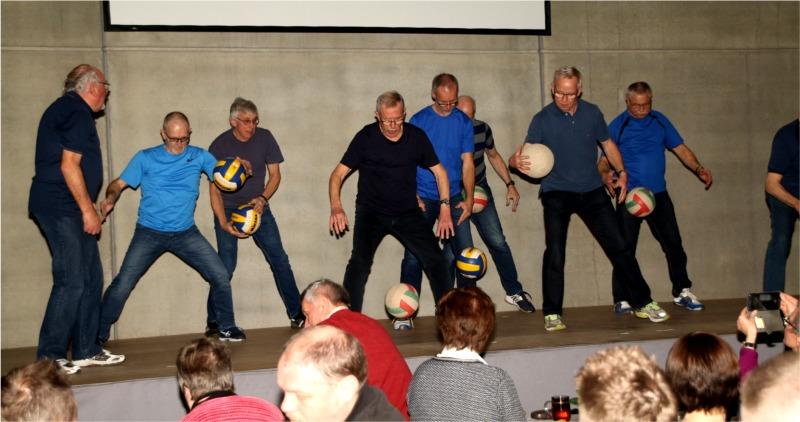 Jedermann-Ballgymnastik