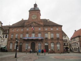 Wiss-Rathaus